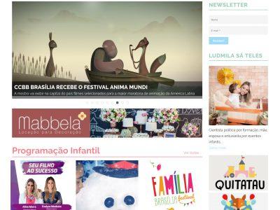 Portfólio - Alvetti Comunicação - Site Cultura Kids