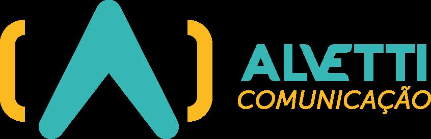 Logo Grande - Alvetti Comunicação